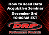 How to Read Data Acquisition Seminar