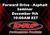 Forward Drive - Asphalt Seminar