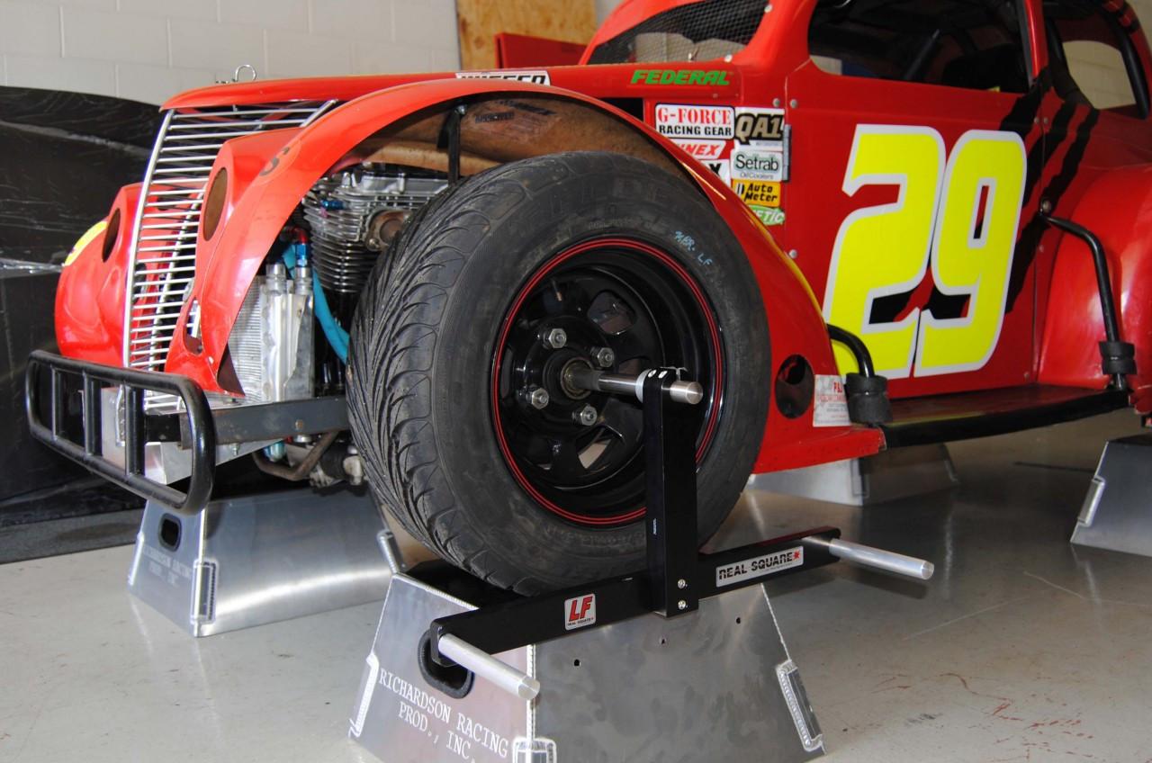 RS400PRO Wheel Measurement System For Legends Cars