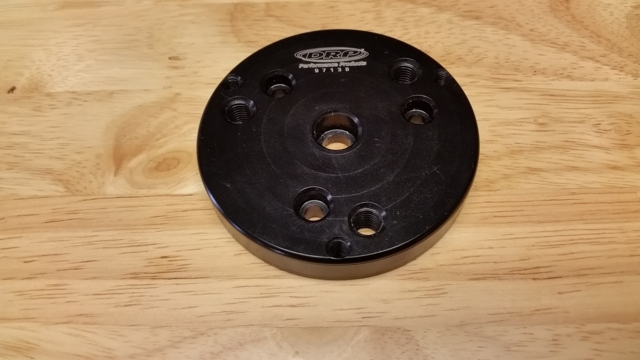 Rear Dust Cap Adapter (Winter's, AFCO 5x5 Steel Drive Flanges)