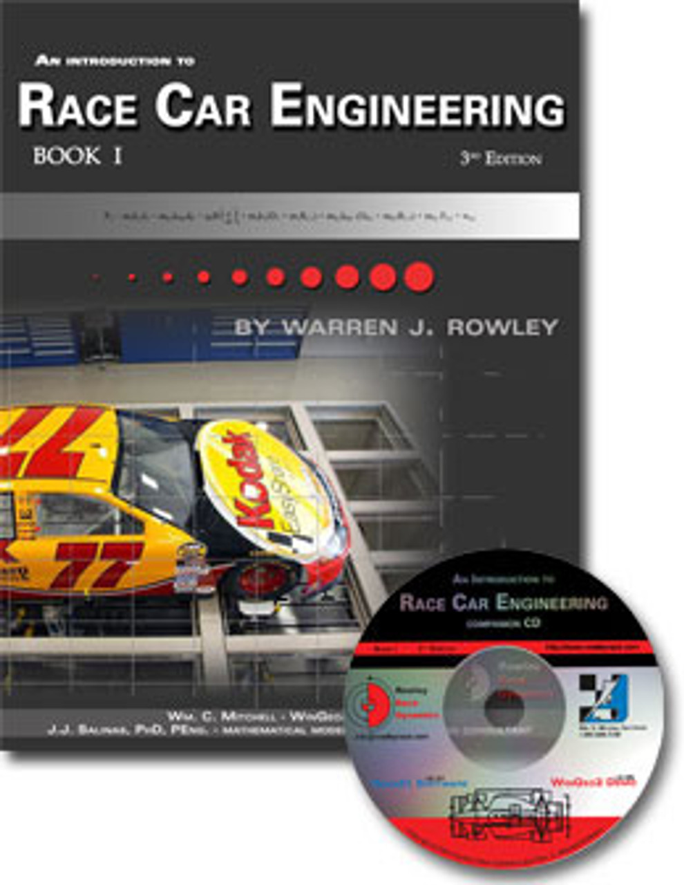 "BOOK - ""An Introduction to Race Car Engineering"" By: Warren J. Rowley"