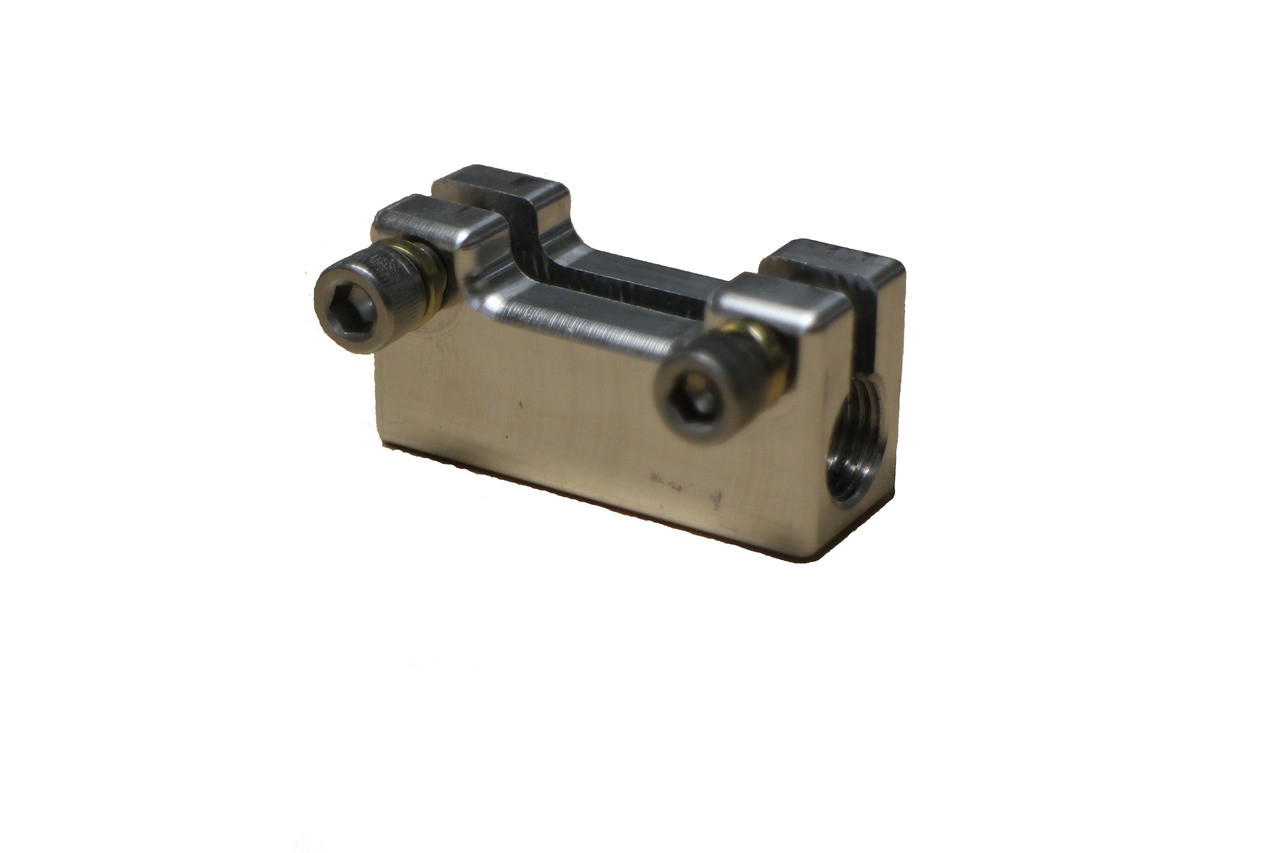 SOLID SWAY BAR ADJUSTER ONLY; ALUMINUM