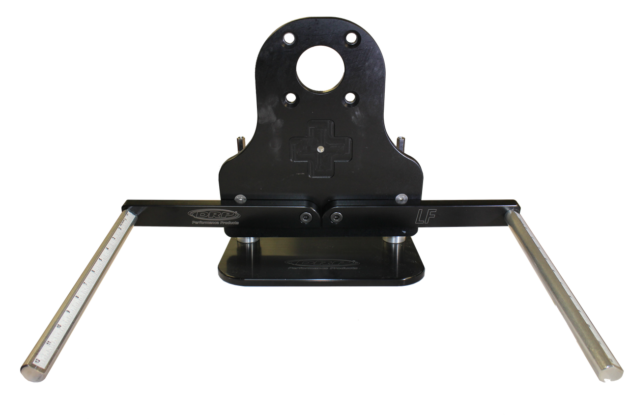 Legends Wheel Plate with  Optional Measurement Arms