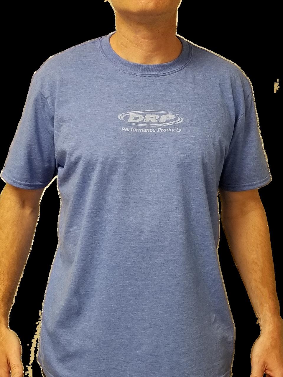 DRP Distressed Logo T-Shirt