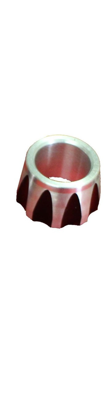 """3/4"""" ID x .500"""" Scalloped Rod End Spacer"""