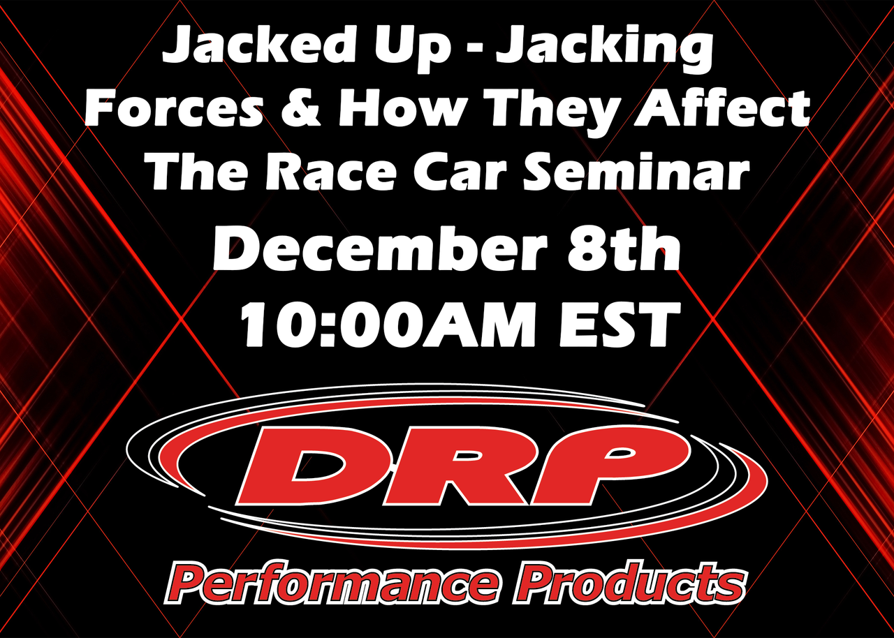 Jacked Up - Jacking Forces and How They Affect the Race Car Seminar
