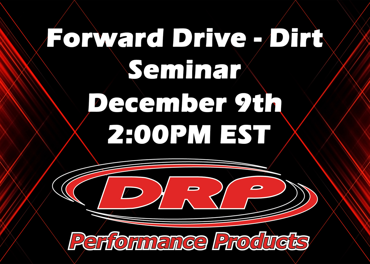 Forward Drive - Dirt Seminar