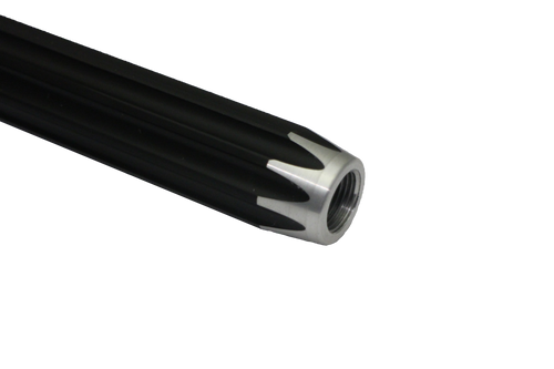 "3/4"" Scalloped Aluminum Tubes"