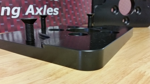 5x5 Adapter Plate For Rear End Fixture (2 Included)