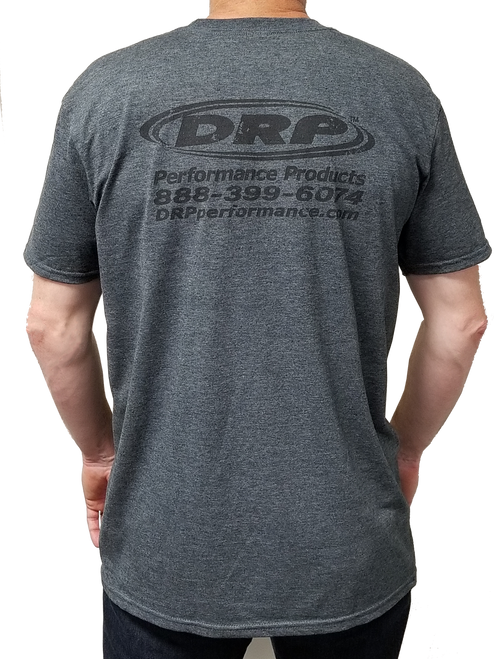 DRP Distressed Logo T-Shirt