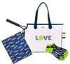 Ame & Lulu Love All Tennis Bag + Accessories