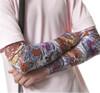 Iconic del Sol UPF 50+ Unisex Sun Sleeves - Tattoo Print