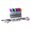 MARKi 72 Permanent Markers - 8 Assorted Colors