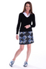 Golftini All Nighter Pull-On Golf Skort