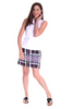 Golftini Risk Taker Performance Golf Skort