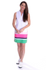 Golftini Jet Setter Performance Golf Skort - 2 Lengths