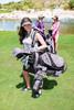 Glove It Abstract Pane Zip Golf Accessory Bag