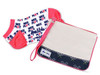 Ame & Lulu Match Point Tennis Wristlet + Nice Play Socks