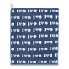 Ame & Lulu Love Tennis Wristlet + Sport Towel