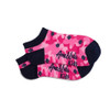 Ame & Lulu Little Love Pink Camo Girls Tennis Backpack + Socks