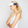 Ame & Lulu Head in the Game  Club Love Golf Visor