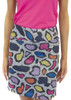 Golftini Jungle Juice Pull-On Tech Skort