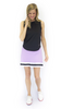 Golftini Chaser Pull-On Ruffle Tech Skort