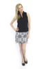 Golftini Greyhound Pull-On Ruffle Tech Skort