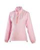 Glen Echo Ladies Ultra Light Pink Water Repellent Pullover