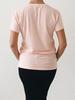 Bump & Run Love It, Hate It Blush Pink Tee