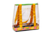 Sassy Caddy Sicily Clear Tote Bag