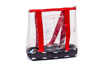 Sassy Caddy Monte Carlo Clear Tote Bag