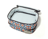 Sassy Caddy Morocco Lunch Tote or Cosmetic Bag