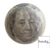 $100 Bill Golf Balls