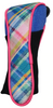 Glove It Plaid Sorbet Golf Club Cover Set