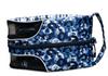Glove It Blue Leopard Ladies Shoe Bag