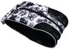 Glove It Ladies Graphite Flower Shoe Bag