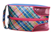 Glove It Plaid Sorbet Ladies Shoe Bag