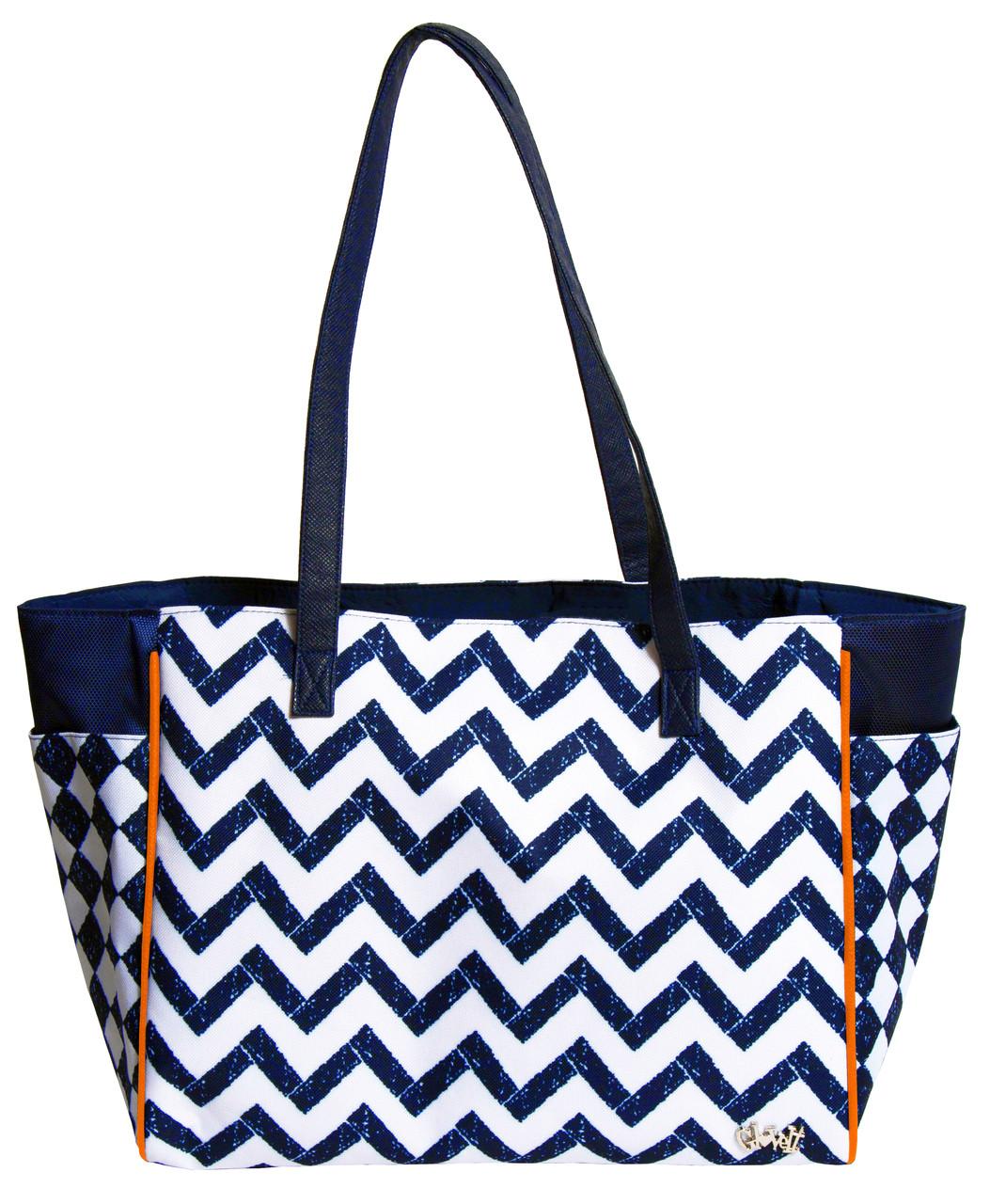 64183d5ef1a2 Glove It Ladies Coastal Tile Tote Bag