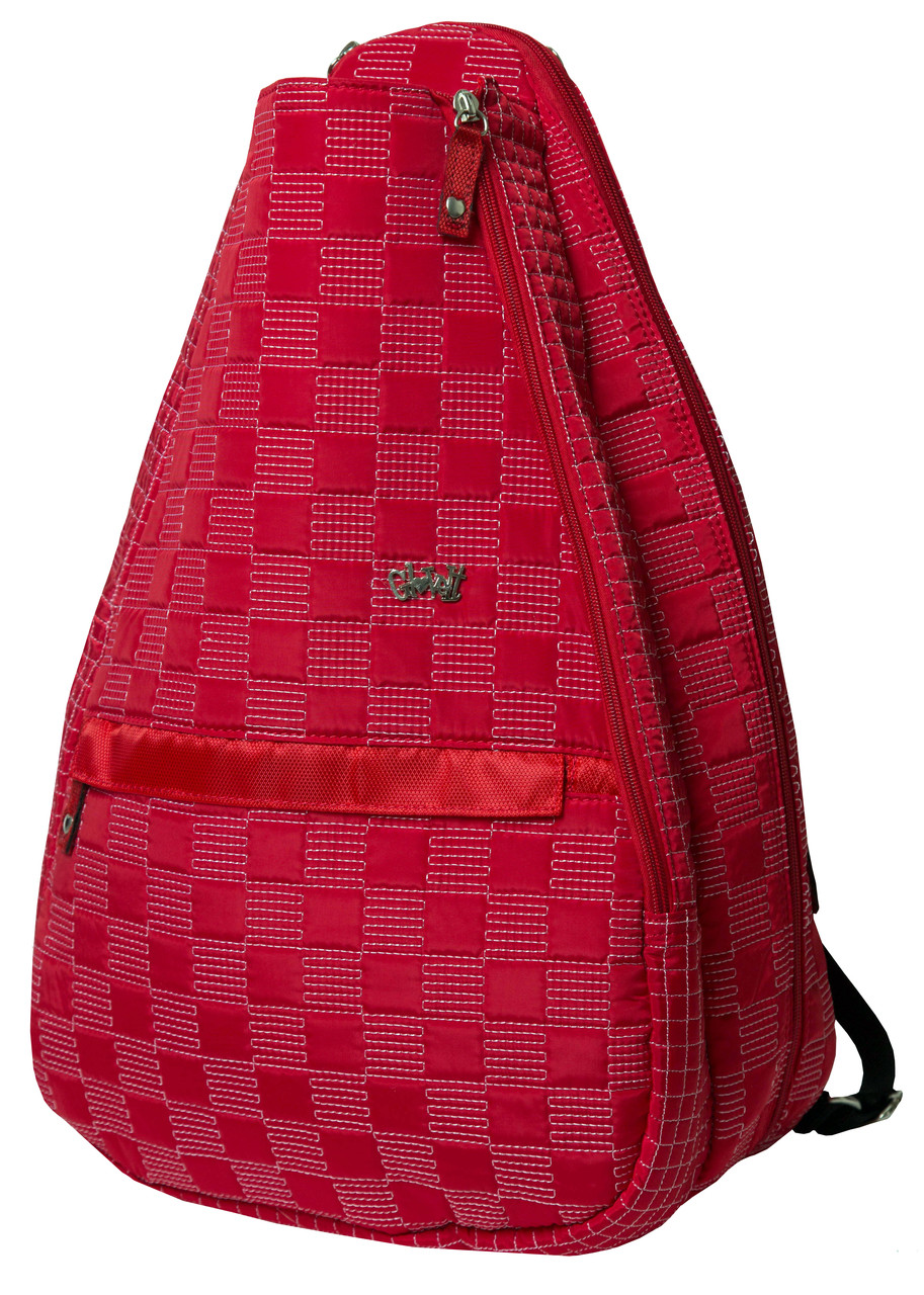 d93c156f6d Glove It Ladies Lady in Red Tennis Backpack
