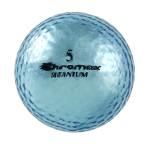 Chromax Metallic Blue Golf Balls - Pack of 6 Golf Balls