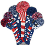 Just4Golf Stars and Stripes Fairway Cover