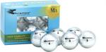Chromax Metallic Silver Golf Balls - Pack of 6 Golf Balls
