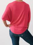 Bump & Run Pink I Heart Golf Circle Top - Size: XS