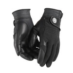 HJ Glove Black Mens Winter Gloves (pair)