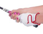 Nailed Elegance Scarlett Golf Glove