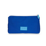 Ame & Lulu Blue Racquets Everyday Tennis Pouch