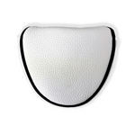 Just4Golf White Mallet Putter Cover