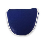 Just4Golf Navy Mallet Putter Cover
