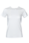 Bump & Run Darling Collared Top - White